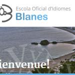 Diseño de la página Web de la EOI Blanes