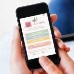 Diseño de página Web para móviles para Oh! Showroom