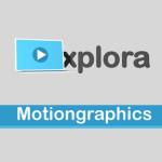 Video animación motion graphics para Xplora