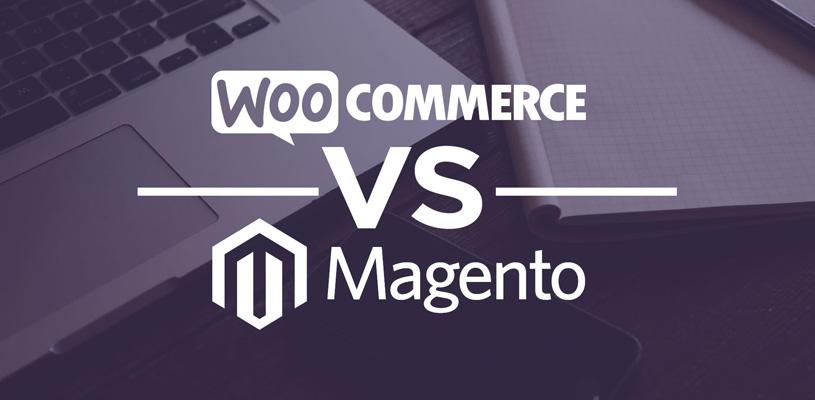 Ventajas y diferencias entre tiendas online en WooCommerce y en Magento