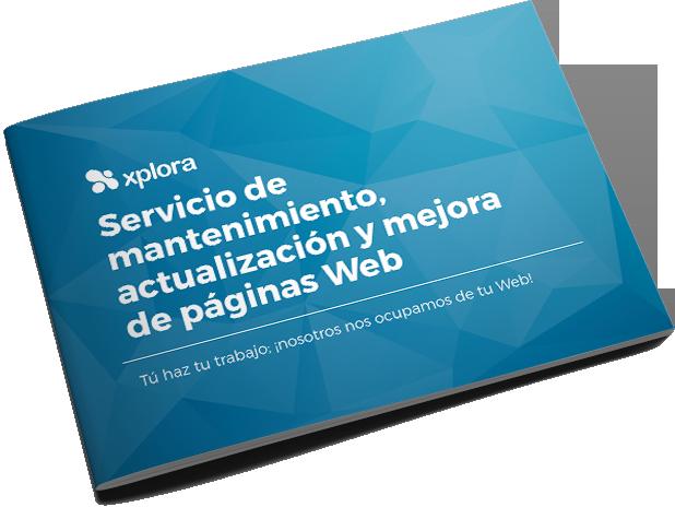 Dossier de mantenimiento y actualización de páginas Web