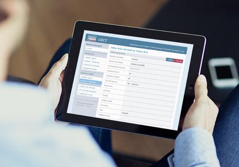 Programación Web de CRM de gestión de clientes de TISOC