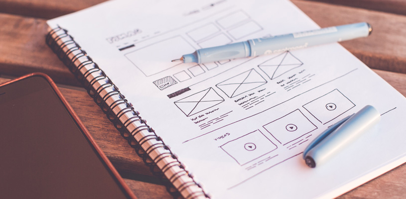 Errores comunes al valorar cómo diseñar una página web
