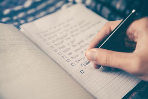 Checklist antes de publicar en el Blog y/o WordPress