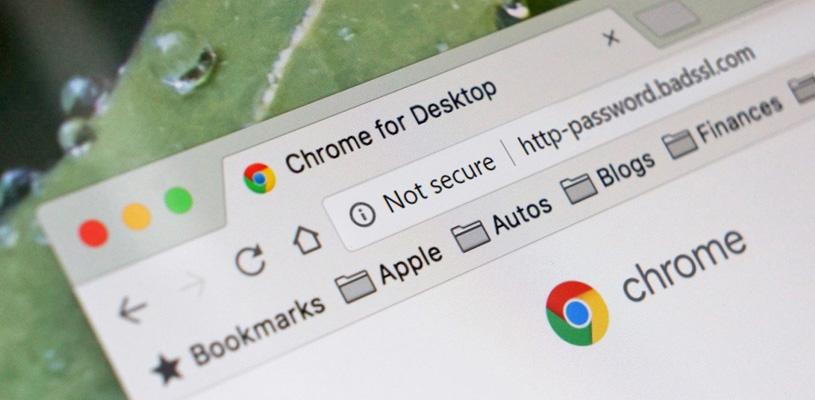 """¿Por qué Chrome y Firefox etiquetan tu Web con """"No es seguro""""?"""