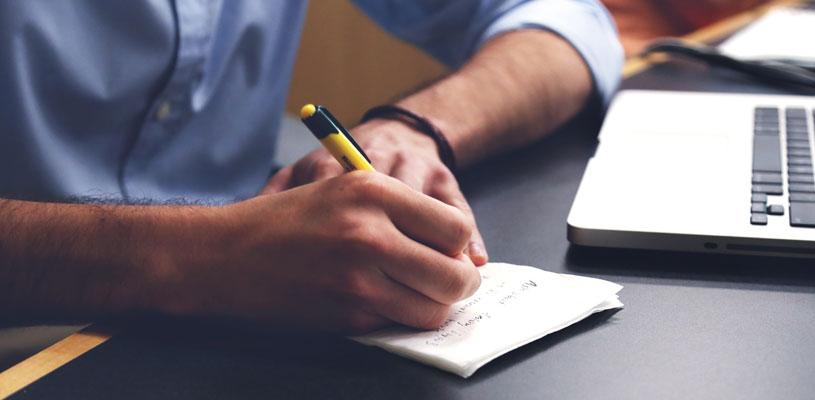 Comience a escribir SEO haciendo una investigación de palabras clave