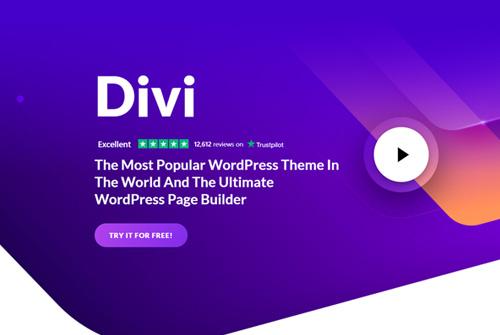 Crear una página web WordPress con Divi, ¿cómo hacerlos y a qué precio?