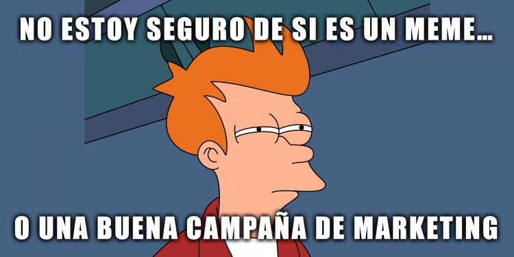 Estrategia en el meme marketing
