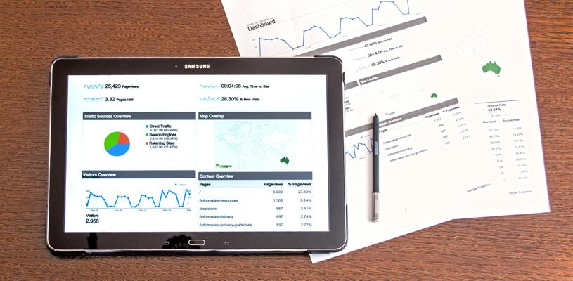 Logra una estrategia de marketing digital ganadora con Google Analytics