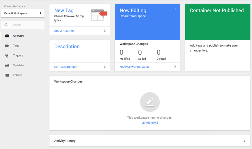 Configurar Google Analytics dentro de Google Tag Manager