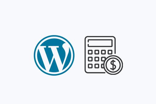 ¿Qué precio cobra el diseñador de páginas web por el diseño en WordPress?