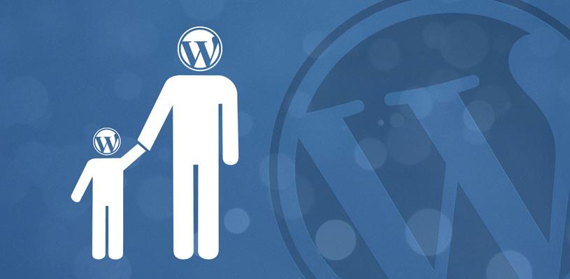 Qué es un child theme, tema hijo, en WordPress?
